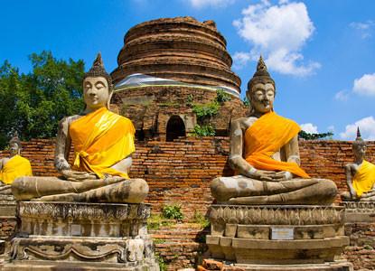 Istoria Thailandei
