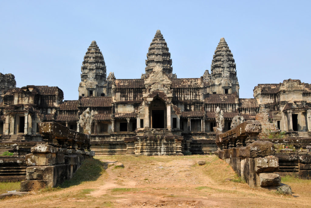 Imperiul khmerilor