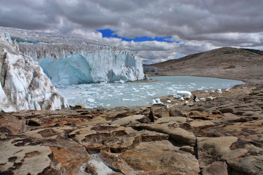 Quelccaya_Glacier