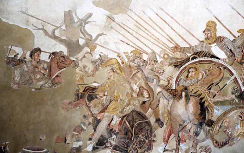 Razboaiele lui Alexandru cel Mare