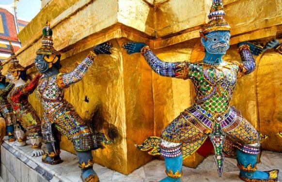 Religia in Thailanda – buddhism, hinduism si spiritualism
