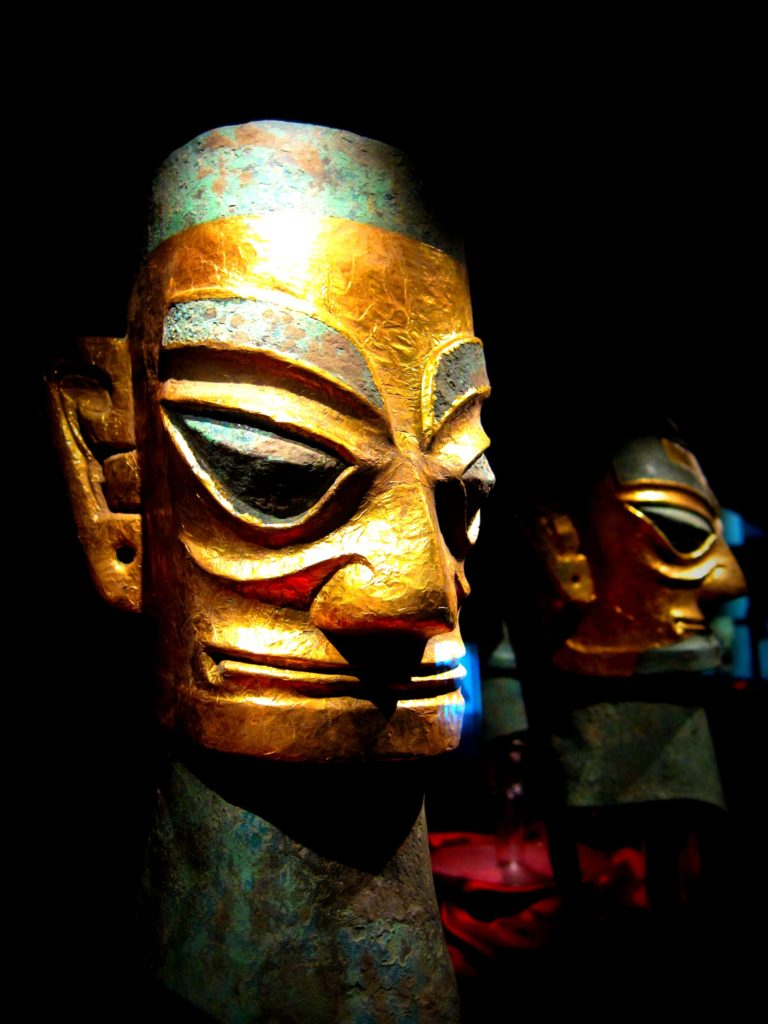 Sanxingdui, China