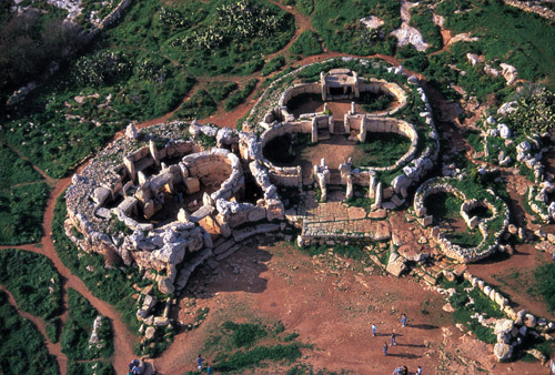 templele Hagar Qim din Malta