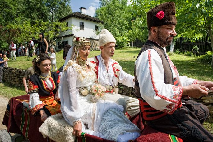 wedding in bulgaria