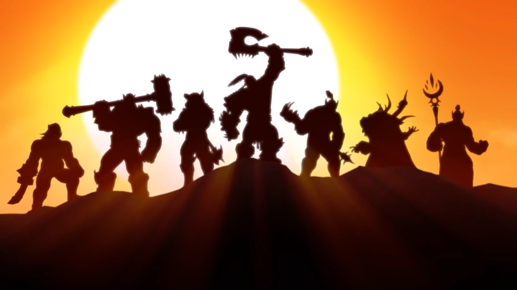 World of Warcraft - mituri si legende