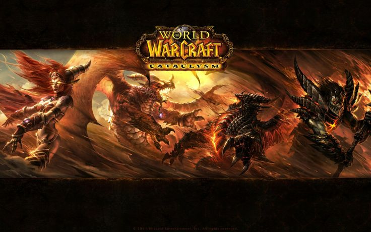 Warcraft Cataclysm