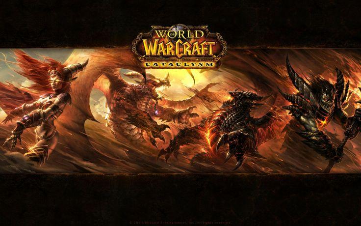 Warcraft Cataclysm