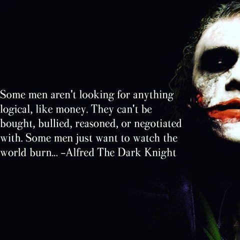 joker filosofie