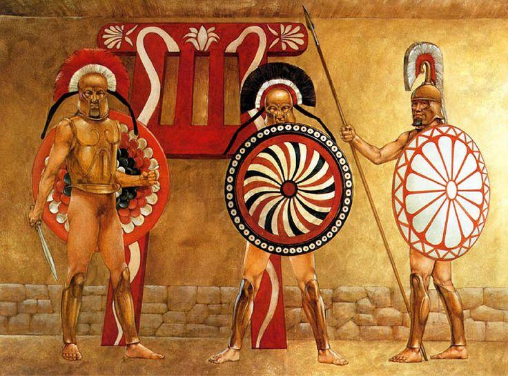 armata din Sparta