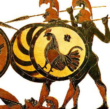 Krypteia – Politia secreta si asasinii din Sparta