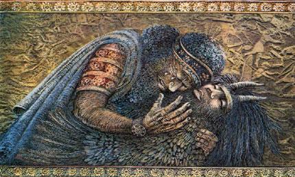 Uruk: primul oras construit de Ghilgames acum 4.500 de ani