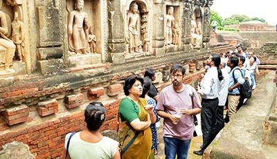 Nalanda – cea mai veche universitate antica din lume