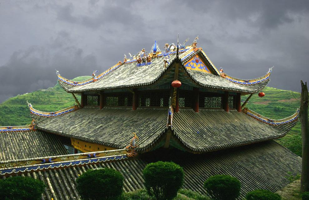 Fengdu – Orasul mortilor-fantome