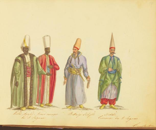 Mitul eunucilor in lumea antica