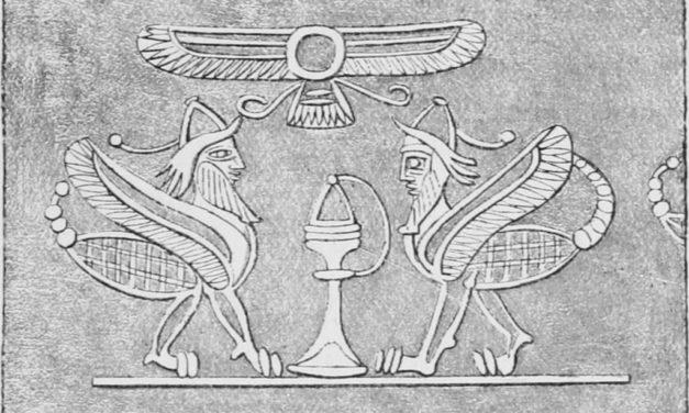 Misterul oamenilor-scorpion din mitologia babiloniana