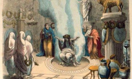 Profetiile oracolului de la Delphi