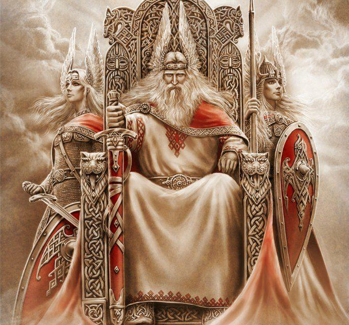 Mitologia slavilor si religia slavilor