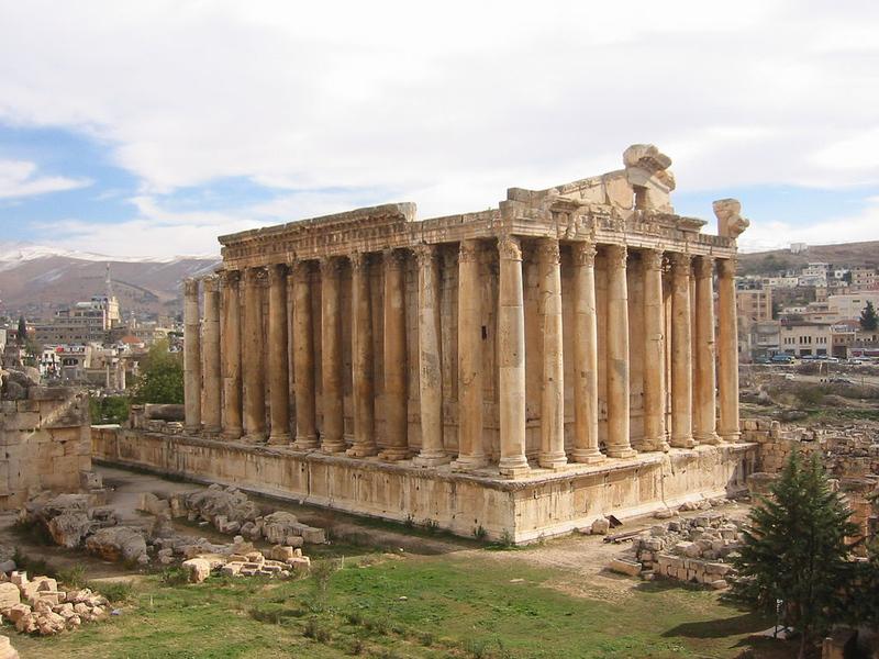 Giganticele constructii ale epocilor pierdute