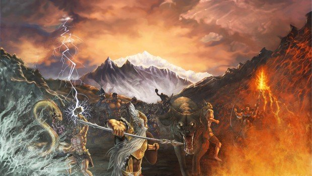 Cantece si formatii inspirate de mitologie