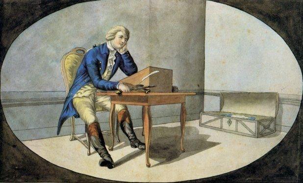 """Carti care au ucis: """"Suferintele tanarului Werther"""" de Goethe"""