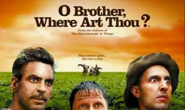 """""""O Brother, Where Art Thou?"""" – Marea hoinareala"""