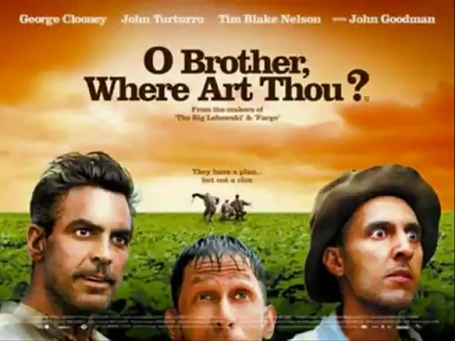 """O Brother, Where Art Thou?"""