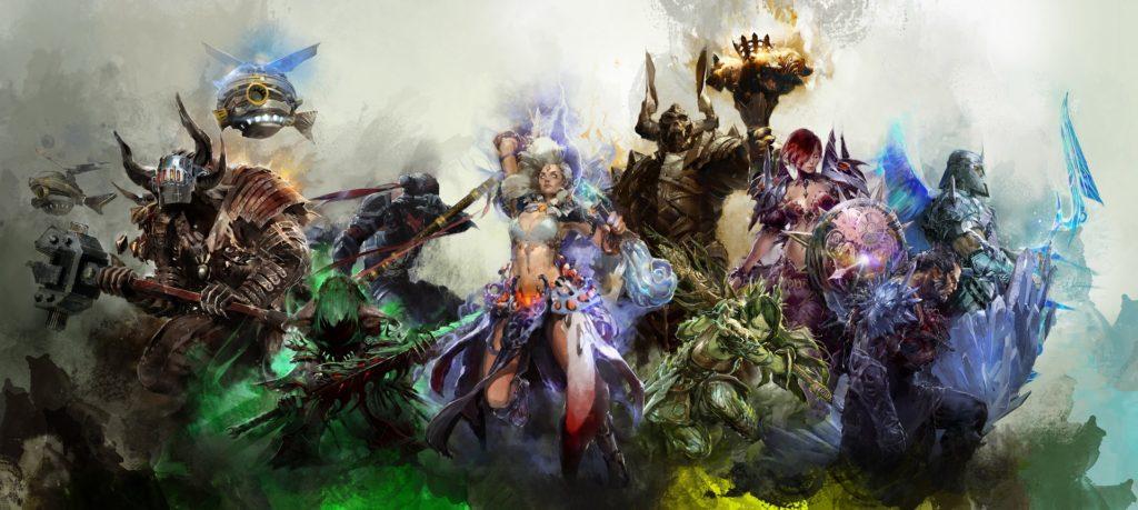Mituri, religie si legende in Guild Wars II