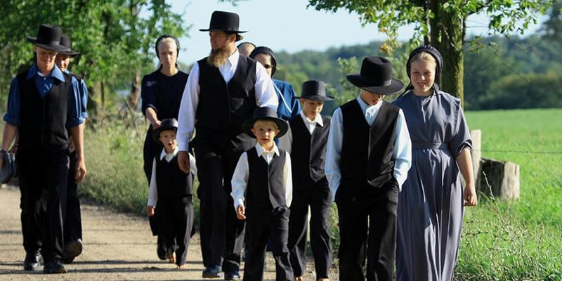 Cultura Amish si religia lor