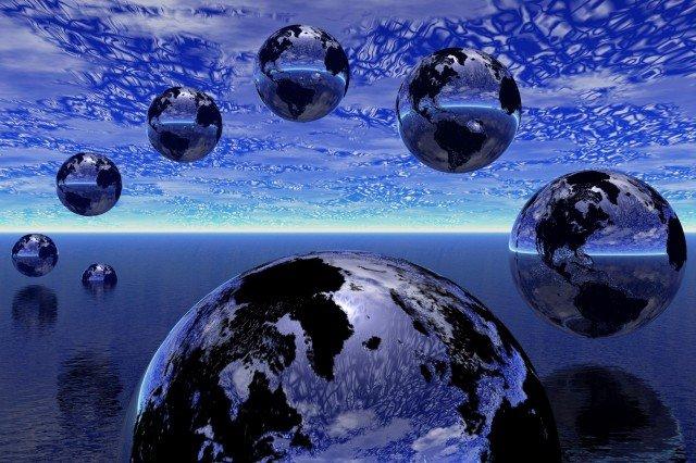 universurile paralele