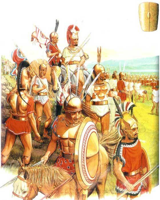 Razboiul in antichitate
