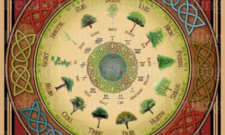 Ogham: limbajul celtic al simbolismului