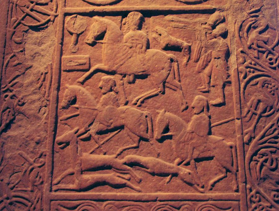 Pietrele pictilor: simbolurile unei lumi uitate