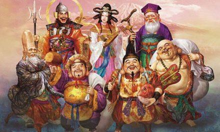 Cultura japoneza: zeii si mitologia japoneza