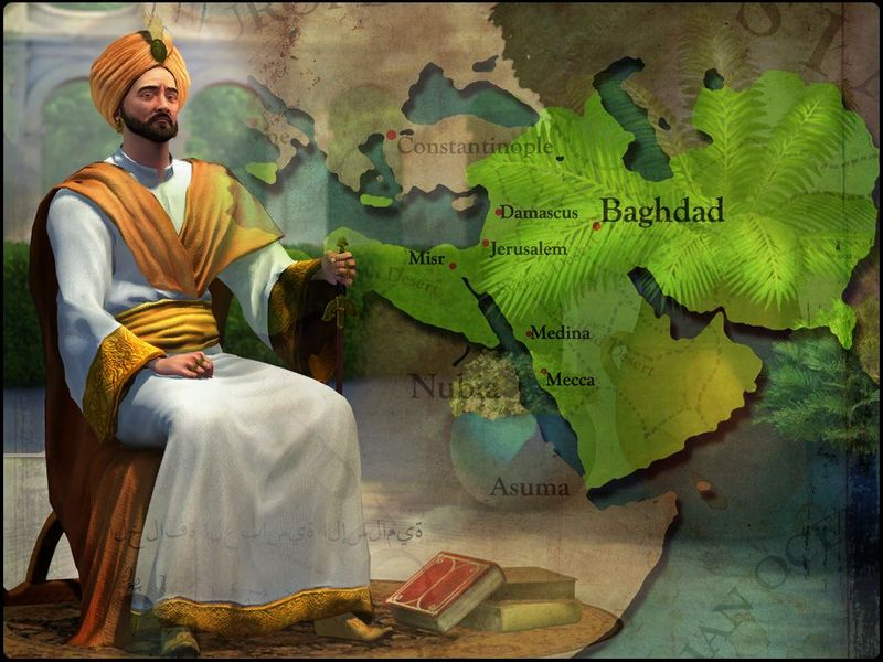 Harun al-Rashid, sultanul celor O mie si una de nopti