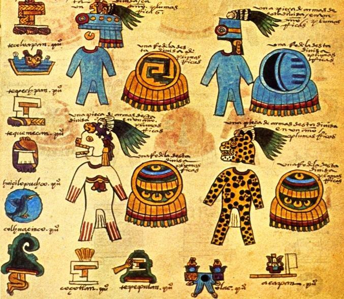 Razboinicii vulturi si jaguari ai aztecilor