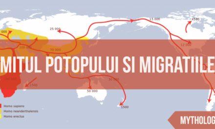 Mitul Potopului si migratiile preistorice