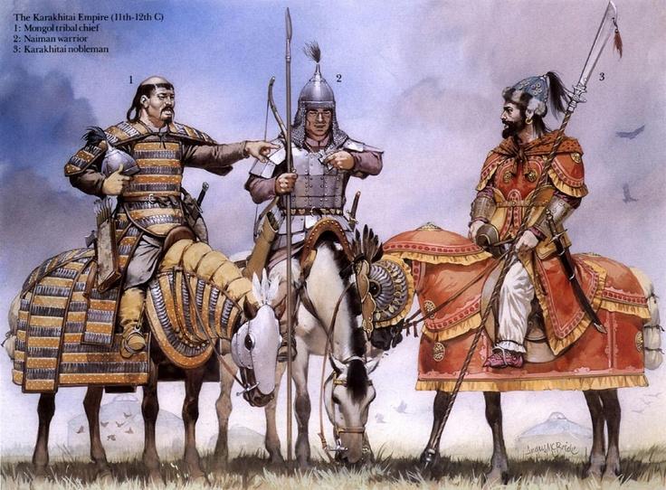 Genghis Khan si pax mongolica