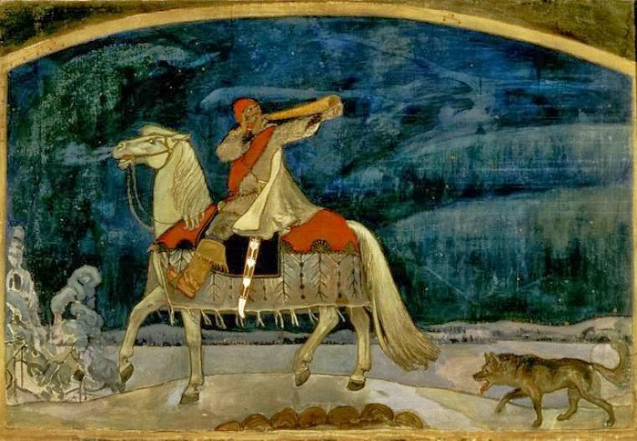 Lemminkainen, eroul care l-a inspirat pe Tolkien