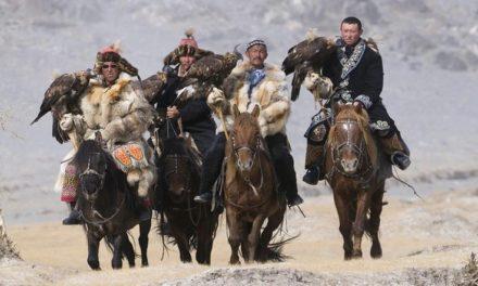 Culturile stepelor din Asia Centrala