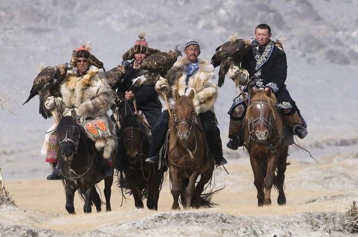 Calaretii si nomazii: zorii civilizatiei