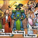 Zeii si mitologia din China antica