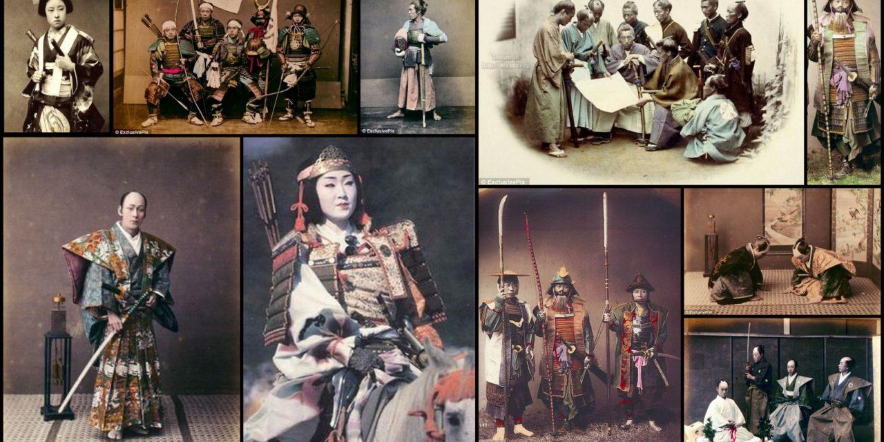 Castele indiene si clasele feudale japoneze