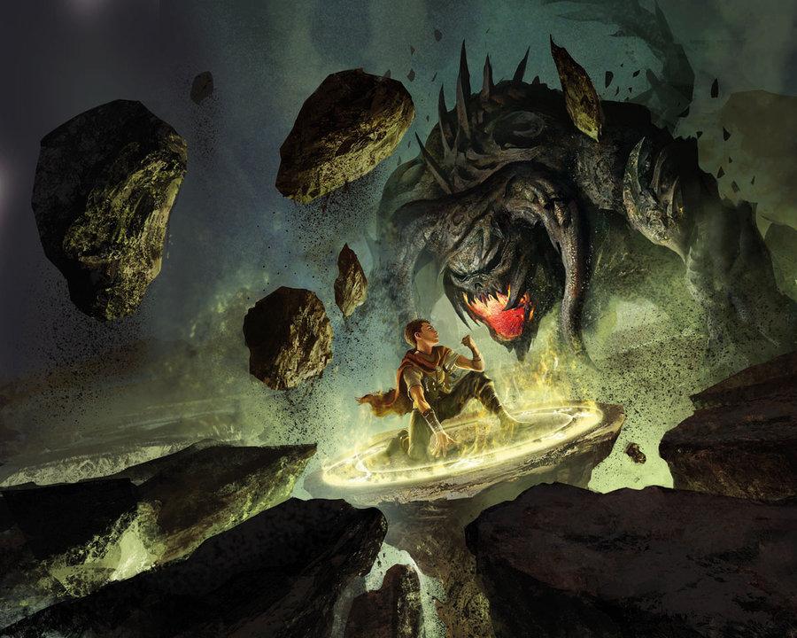 """Omul Pictat"" de Peter V. Brett din seria ""Demon"""