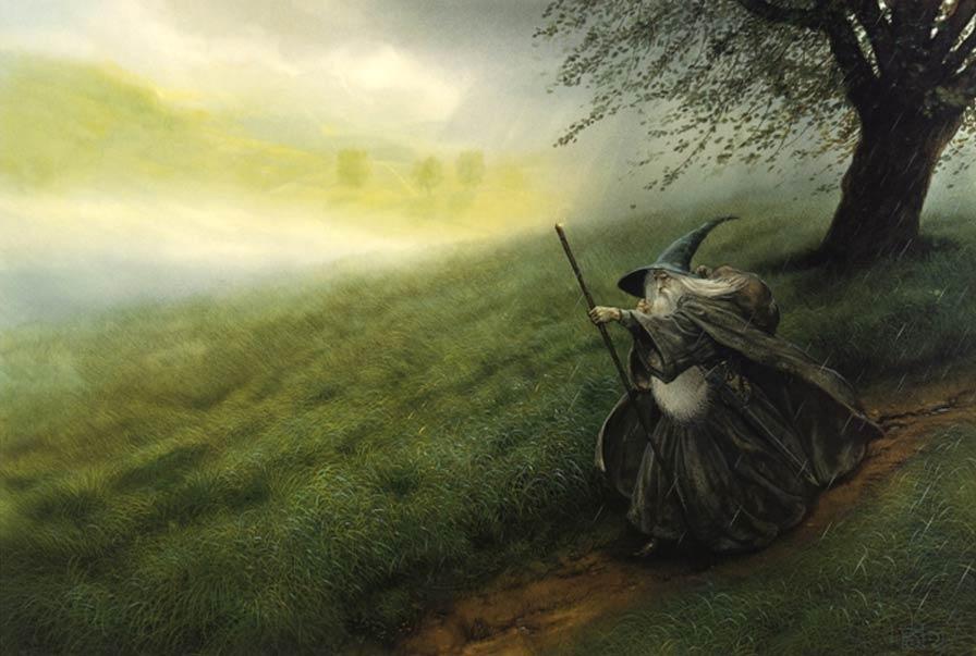 Merlin, razboinic vrajitor si poet