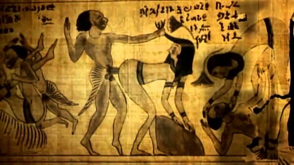 Rolul sexului in miturile despre originea Universului