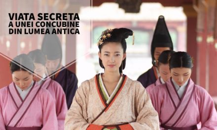 Viata secreta a unei concubine din lumea antica