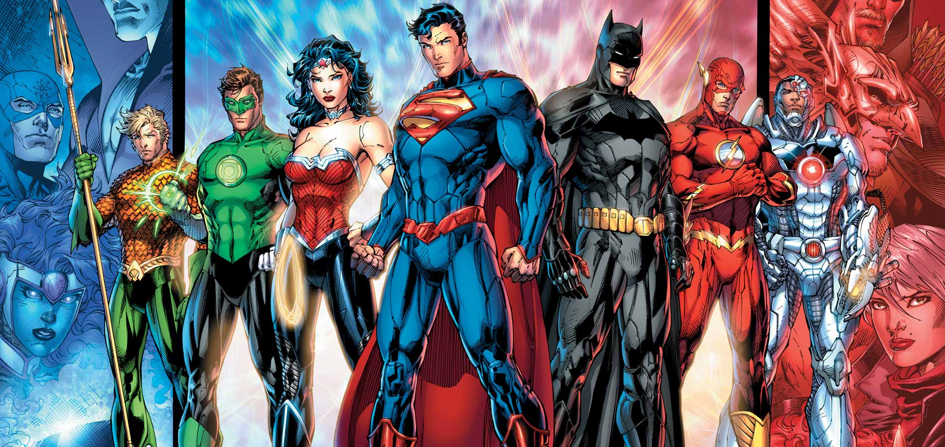 Justice League: zeii Greciei antice