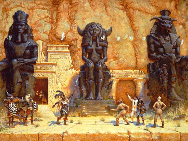 minele regelui Solomon
