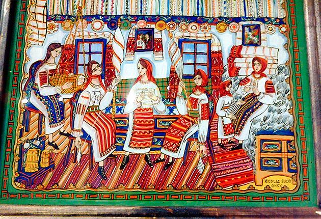 Sangiorz: obiceiuri populare pagane ale romanilor