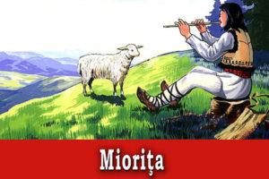Miturile romanilor: Miorita, Zburatorul, Mesterul Manole